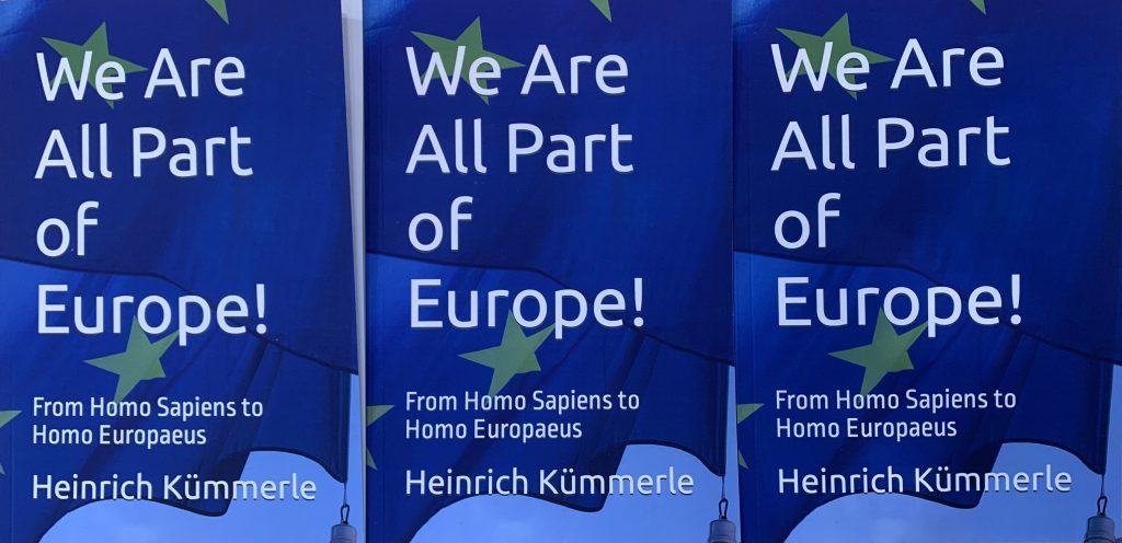 We Are All Part of Europe!